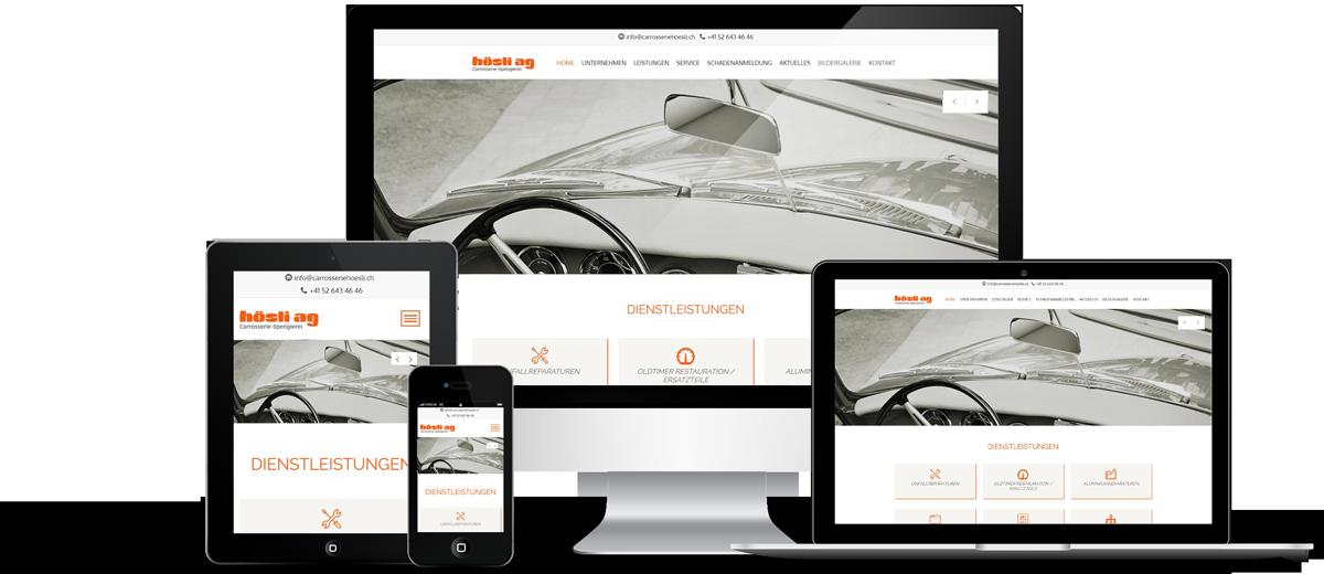 Willkommen bei unserem neuen Webauftritt